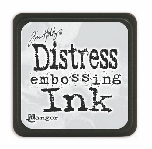Distress Ink - Mini - Embossing
