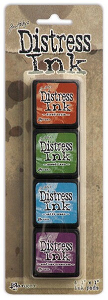Distress Ink - Mini - Kit #2