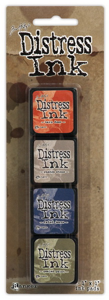 Distress Ink - Mini - Kit #5