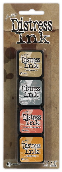 Distress Ink - Mini - Kit #7