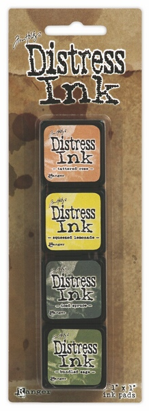 Distress Ink - Mini - Kit #10