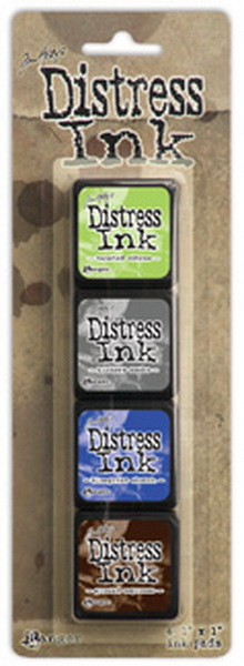 Distress Ink - Mini - Kit #14