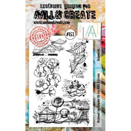 AALL & Create - Stamps - #153 Botanicals