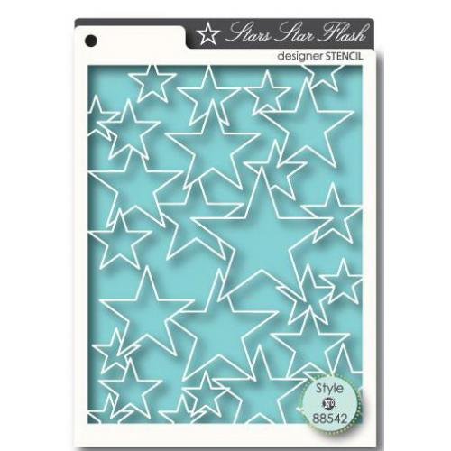 Memory Box - Star Flash